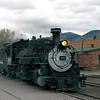 CT2008100009 - Cumbres & Toltec, Chama, NM, 10/2008