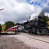 CT2008103605 - Cumbres & Toltec, Cumbres, NM, 10/2008