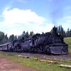 CT1999070104 - Cumbres & Toltec, Cumbres Pass, NM, 7-1999