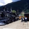 DAS1992070050 - Durango & Silverton, Durango to Silverton, CO, 7/1992.