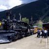 DAS1992070049 - Durango & Silverton, Durango to Silverton, CO, 7/1992.