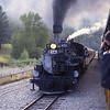DAS1992070075 - Durango & Silverton, Silverton, CO, 7-1992