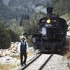 DAS1992070041 - Durango & Silverton, Durango to Silverton, CO, 7/1992.