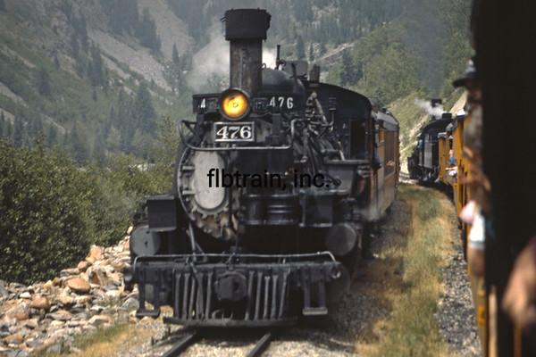 DAS1992070044 - Durango & Silverton, Durango, CO, 7/1992.