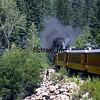 DAS1992070030 - Durango & Silverton, Durango to Silverton, CO, 7/1992.