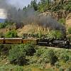 DAS1992070007 - Durango & Silverton, Hermosa, CO, 7/1992