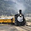 DAS1992070068 - Durango & Silverton, Silverton, CO, 7/1992
