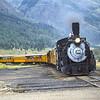 DAS1992070071 - Durango & Silverton, Silverton, CO, 7-1992