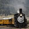 DAS1992070067 - Durango & Silverton, Silverton, CO, 7/1992
