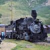 DAS1992070060 - Durango & Silverton, Silverton, CO, 7/1992