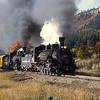 Durango & Silverton, Pinkerton, CO, 10-2005