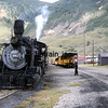 DAS1992070055 - Durango & Silverton, Durango to Silverton, CO, 7/1992.