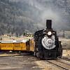 DAS1992070069 - Durango & Silverton, Silverton, CO, 7/1992