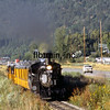 DAS1992070010 - Durango & Silverton, Hermosa, CO, 7/1992