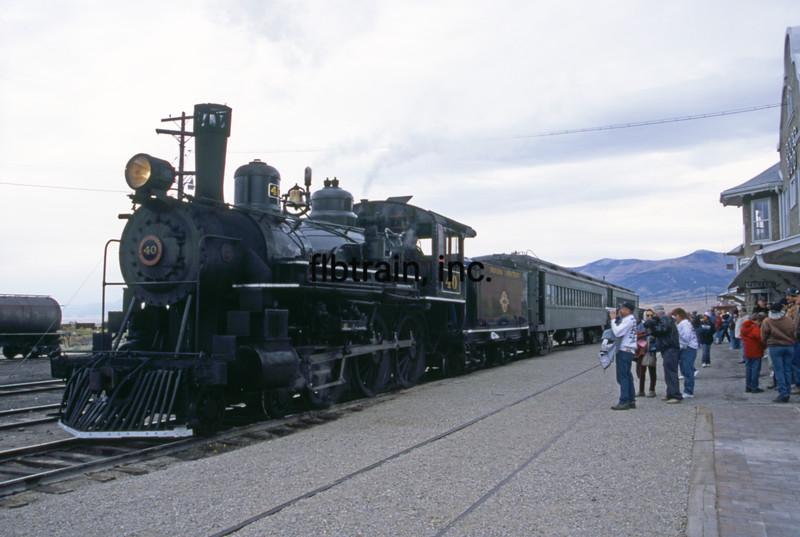 NN2005100001 - Nevada Northern, Ely, NV, 10/2005