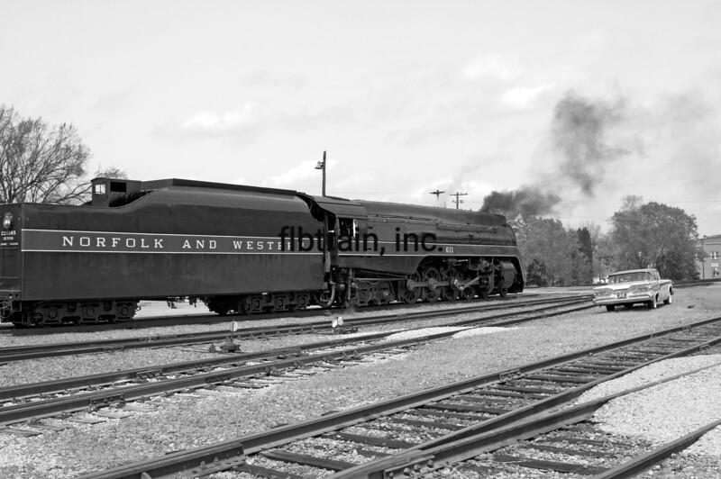 NW2016041006 - Norfolk & Western 611, Spencer Shops, NC, 4/2016