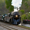 NW2016040361 - Norfolk & Western, Old Fort, NC, 4/2016