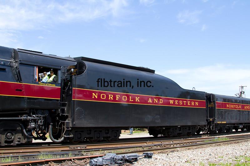 NW2016040285 - Norfolk & Western, Asheville, NC, 4/2016