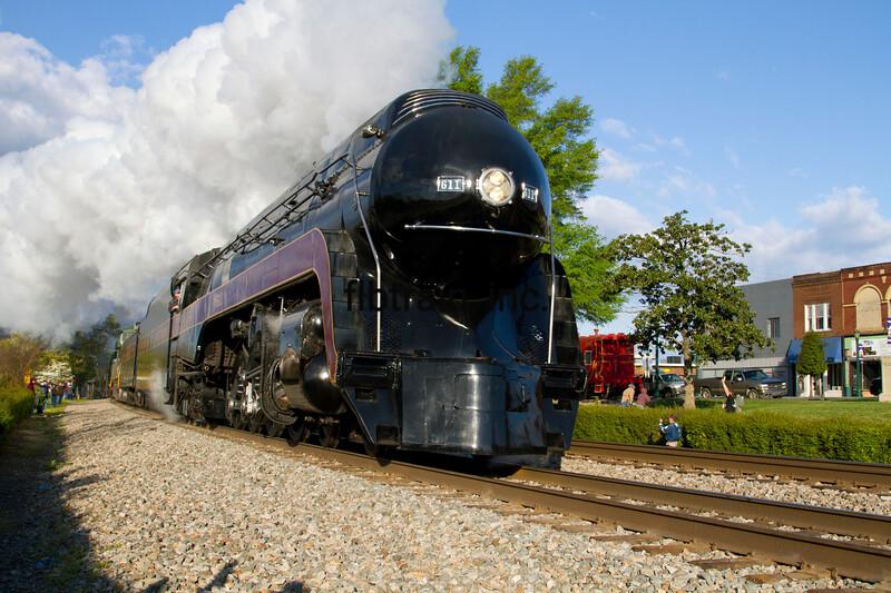 NW2016040029 - Norfolk & Western, Thomasville, NC, 4/2016