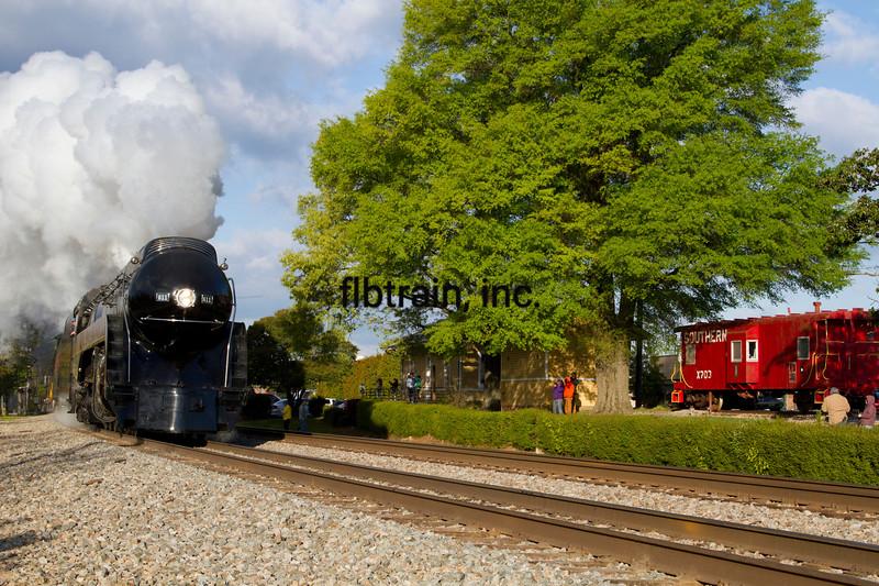 NW2016040025 - Norfolk & Western, Thomasville, NC, 4/2016
