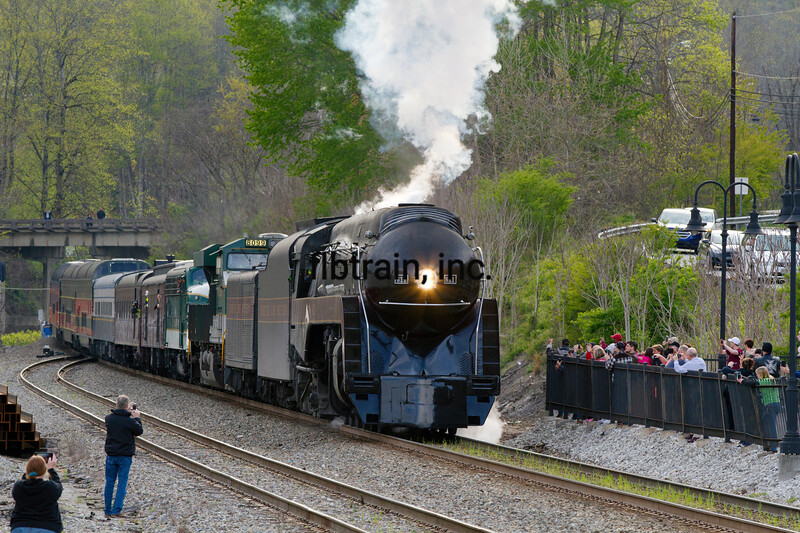 NW2016040360 - Norfolk & Western, Old Fort, NC, 4/2016