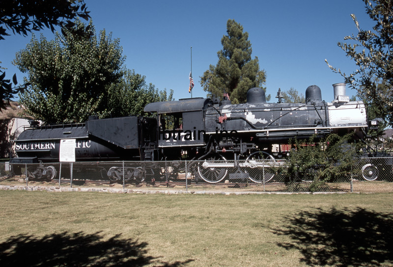 SP2004090016 - Southern Pacific/Arizona & Eastern, Globe, AZ, 9-2004