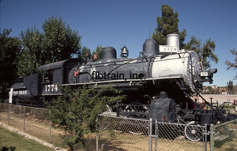 SP2004090001 - Arizona & Eastern, Globe, AZ, 9-2004
