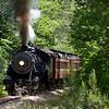 TSR2013040252 - Texas State Railroad, Fairfield Wildlife Sanctuary, TX, 4/2013