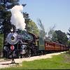 TSR1991030009 - Texas State Railroad, Maydelle, TX, 3-1991