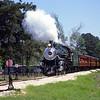 TSR1991030006 - Texas State Railroad, Maydelle, TX, 3-1991