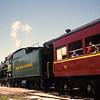 TSR1991030011 - Texas State Railroad, Maydelle, TX, 3-1991