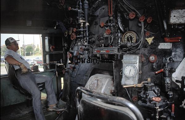 UP1992080909 - Union Pacific, Houston, TX, 8/1992