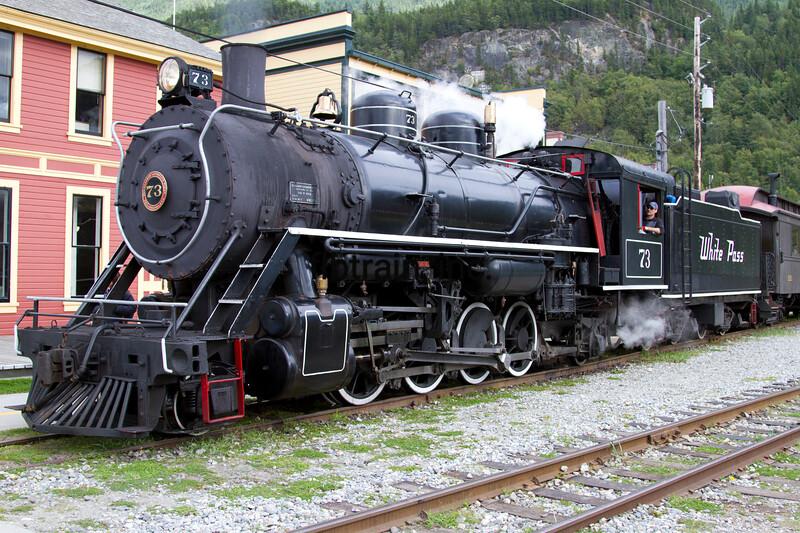 WPY2015080286 - White Pass & Yukon, Skagway, AK, 8/2015