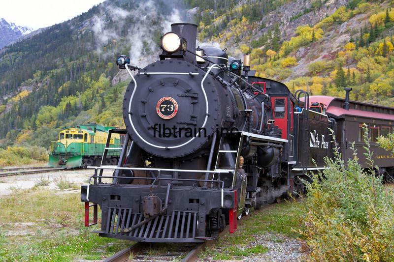 WPY2015090652 - White Pass & Yukon, Bennett, BC, 9/2015