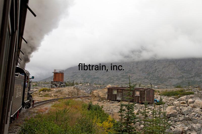 WPY2015092467 - White Pass & Yukon, Fraser, BC - Skagway, AK, 9/2015