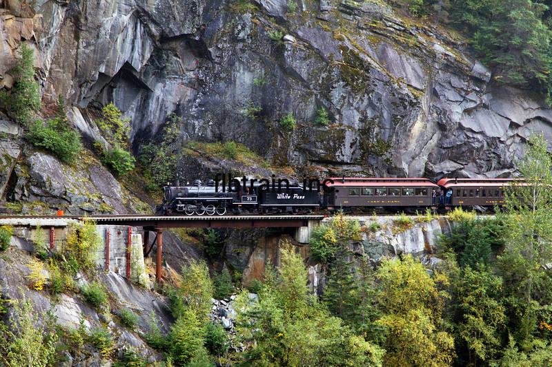 WPY2015093963 - White Pass & Yukon, Skagway, AK, 9/2015