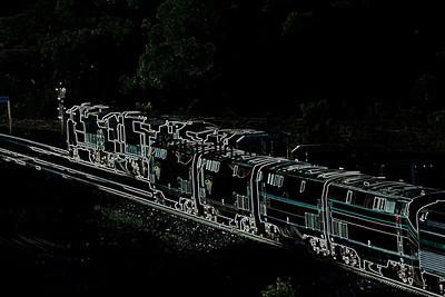 AM2001060002 - Amtrak, Raton, NM, 3-2001