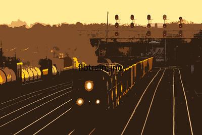 CSX2012100544 - CSX, Birmingham, AL, 10-2012