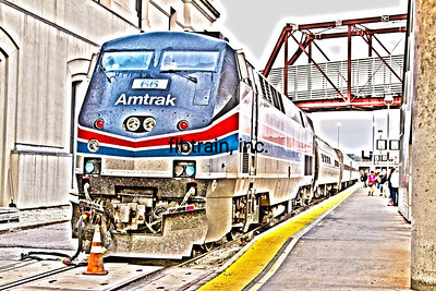 AM2015090500 - Amtrak, Los Angeles, CA-CHicago, IL, 9/2015
