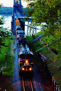 CP2014100022 - Canadian Pacific, Vicksburg, MS, 10/2014