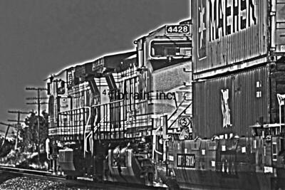 BNSF2009043923 - BNSF, Bangs, TX, 4/2009