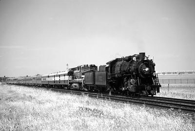 BNSF2001055081 - BNSF, Haslet, TX, 5-2001