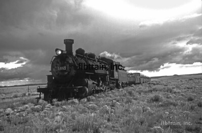 CT1999070197 - Cumbres & Toltec, Antonito, CO, 7/1999