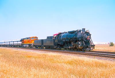 BNSF2001055103 - BNSF, Haslet, TX, 5-2001