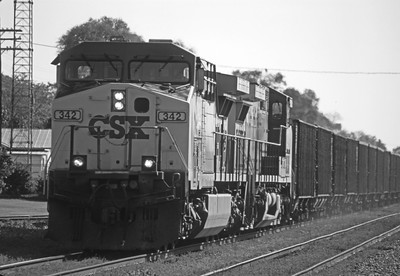 CSX2006040256 - CSX, Jesup, GA, 4-2006