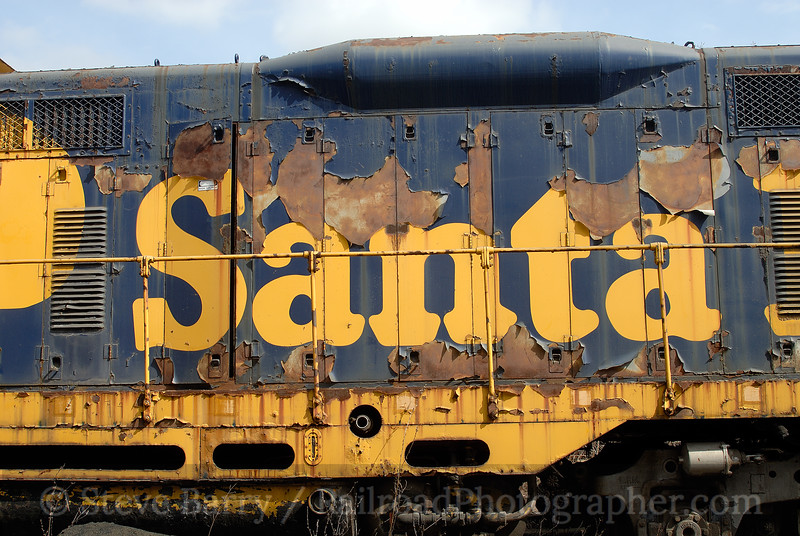 Photo 0034<br /> National Railway Equipment; Dixmoor, Illinois<br /> March 26, 2007