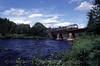 Photo 0003<br /> Adirondack Scenic; Moose River Bridge, McKeever, New York<br /> June 17, 2000