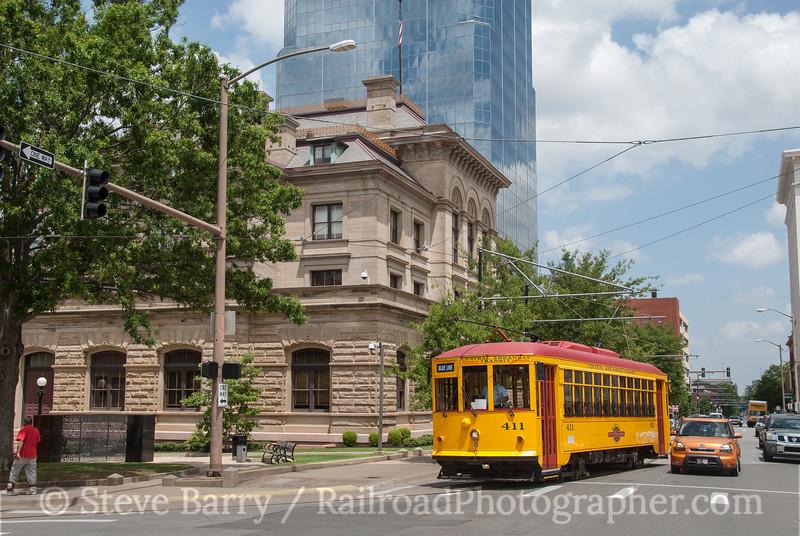Photo 3186<br /> Central Arkansas Transit; Little Rock, Arkansas<br /> June 17, 2014