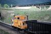 Photo 0605<br /> CP Rail; Notch Hill, British Columbia<br /> May 1986