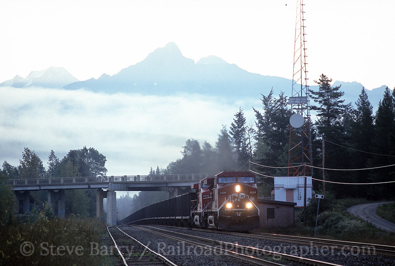 Photo 1546<br /> Canadian Pacific; Donald, British Columbia